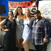 Miss World Canada on Sirius XM Canada's Ward and Al Show