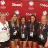 Team Yukon soccer players at Canada Summer Games