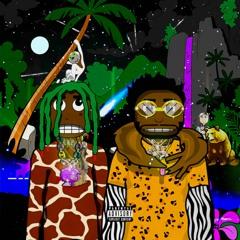 Hoodrich Pablo & Lil Uzi Vert - Zombamafoo (Prod. By Danny Wolf, Ronny J & DJ Spinz)