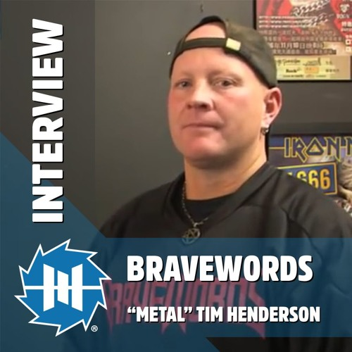 A Conversation with Bravewords CEO Metal Tim Henderson