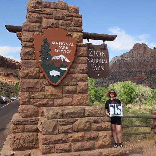 Episode 14: Zion National Park with Kinley