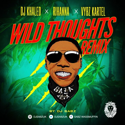 Vybz Kartel - Wild Exchange (Wild Thoughts) Remix (Main Jugglin Mix) @DJSabzUK (Preview)
