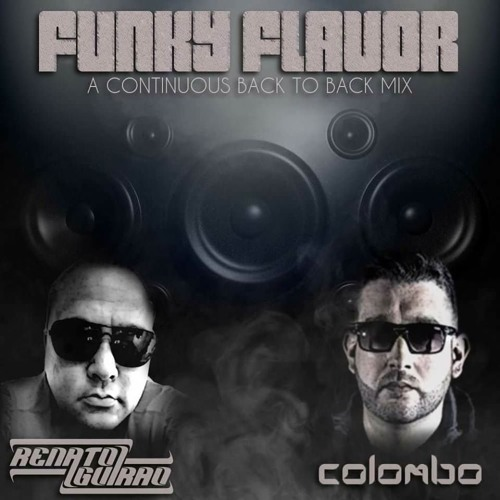 Renato Guirao and Colombo  From Florida to Spain FFM Family