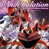 Woah Halation [Crash Bandicoot + Snow Halation]