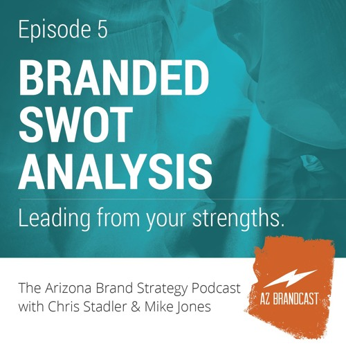 Episode 5 // Branded SWOT Analysis