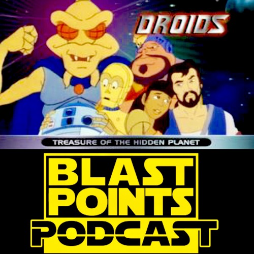 Episode 84 - We Survived the Droids Treasure of the Hidden Planet commentary