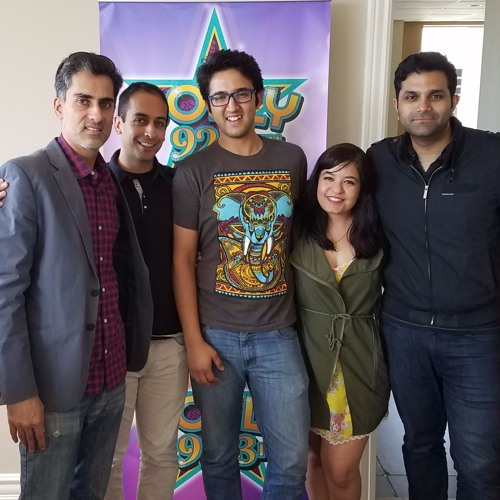 Interview with Artists from Desi comedy fest