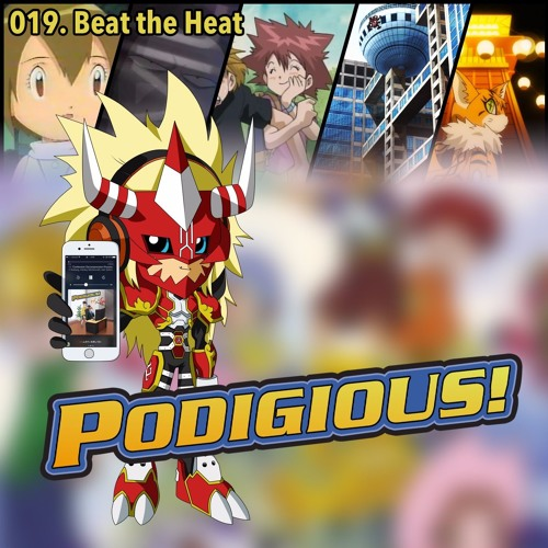 """Digimon 8/1 Special: """"Beat the Heat"""""""