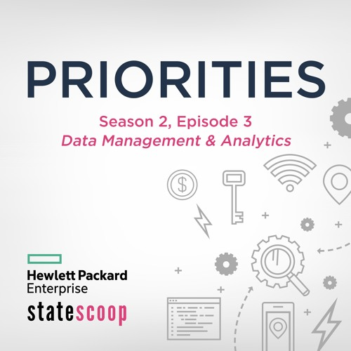Priorities — Season 2, Episode 3: Data Management & Analytics