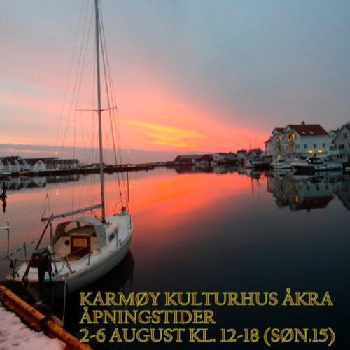 Fotoutstilling på Åkra
