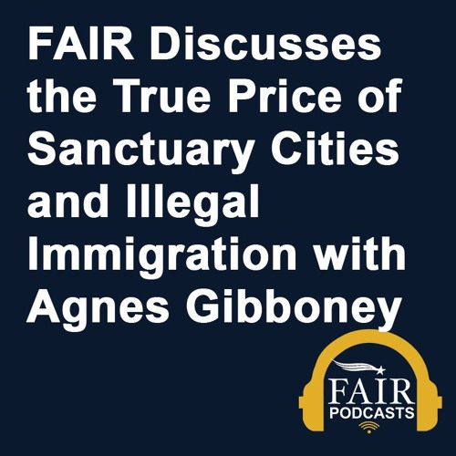 FAIR Discusses the True Price of Sanctuary Cities and Illegal Immigration with Agnes Gibboney