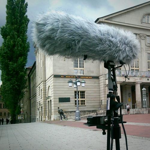 Sonus Loci Weimar - Zeughof Gasse - Teaser