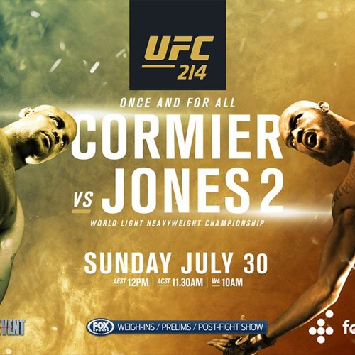 UFC 214 Recap Podcast