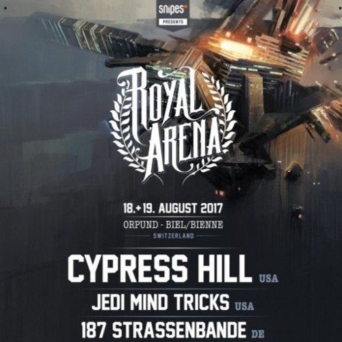 Sommerloch: Royal Arena 2017 - Line Up Preview