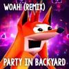 Crash Bandicoot - Woah! (Remix By Party In Backyard) mp3