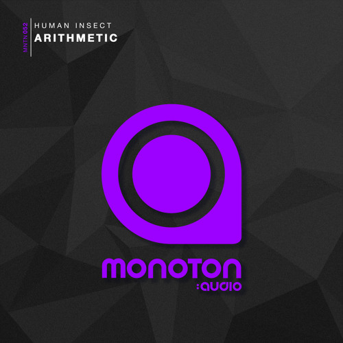 MNTN052 - Human Insect - Arithmetic EP