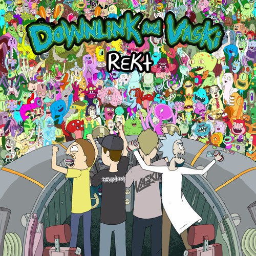 Downlink & Vaski - REKT