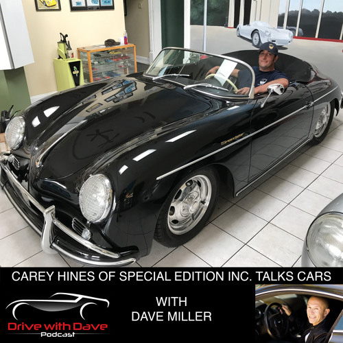13 Carey Hines - Drive With Dave Podcast