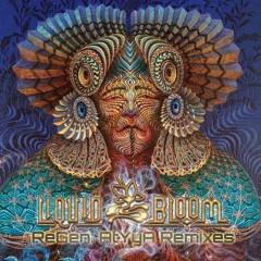 Liquid Bloom - ReGen AtYyA Remixes - Preview Mix
