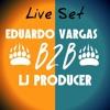 Live Set - Lo nuestro es la musica - Lj Producer B2B Eduardo'Sv