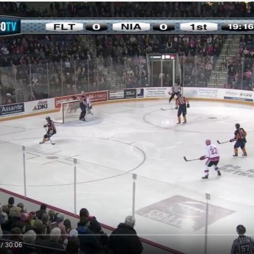 Dominic Hennig OHL Hockey Radio Play-by-Play