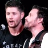 Download Fare Thee Well Jensen Ackles Rob Benedict At Jailbreak 23.05.2016 Mp3