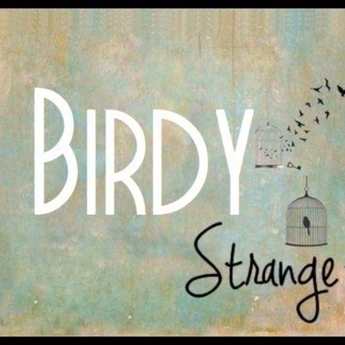 Birdy - Strange Birds (My cover)