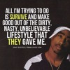 2Pac Ft Kadafi - Soon As I Get Home (Nozzy - E 2015 Remix) (Produced By Dopfunk)