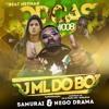 PODCAST 008 DJ ML DO BOI ( SÓ BEAT NEYMAR ) = PART  MC NEGO DRAMA & SAMURAI ( RAP )
