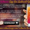 Download Vidmate App For Android Smartphones