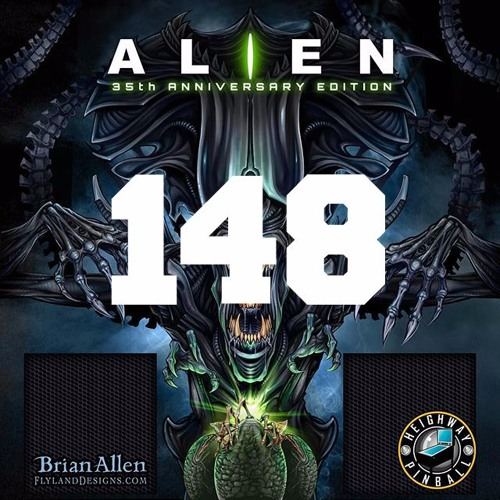 "Episode 148: ""The True Story of The Alien LE Art"""