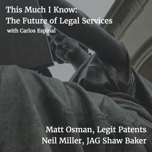 The future of legal services with Legit Patents and JAG Shaw Baker