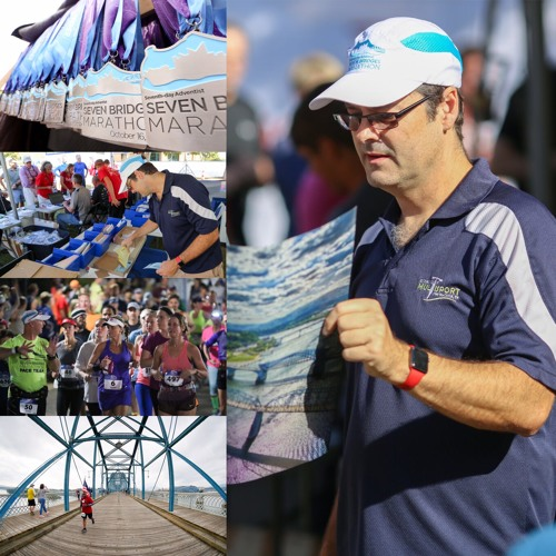 71: Racing at the Scenic City of the South: 7 Bridges Marathon & Beyond: Talking with Jay Nevans