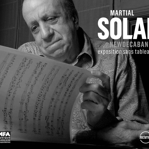 Cortancyl, par Martial Solal Newdecaband