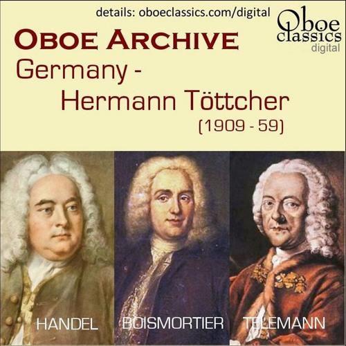 Oboe Classics podcast 11 - Hermann Töttcher