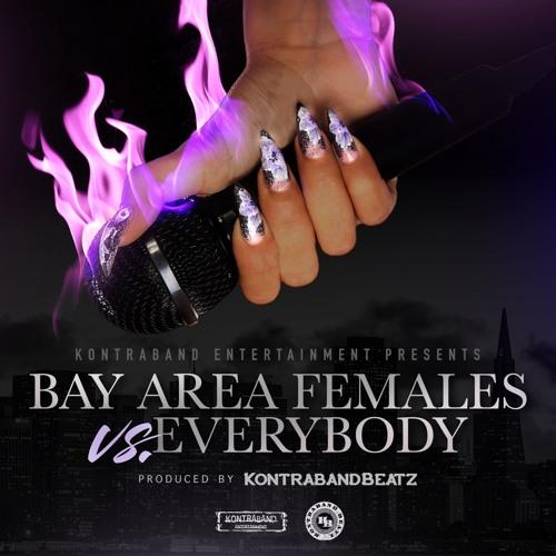 Bay Area Females Vs. Everybody Cypher 2017