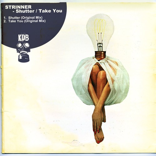 Strinner - Shutter EP [KDB113D]
