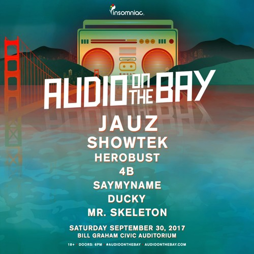 Audio on the Bay 2017