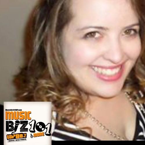 Melissa DeGeorge - Manager At Kobalt Music: Music Biz 101 & More Podcast