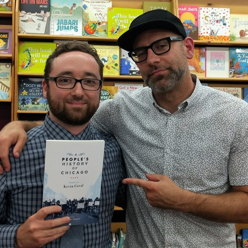 Writers Answer Weird Questions: Kevin Coval