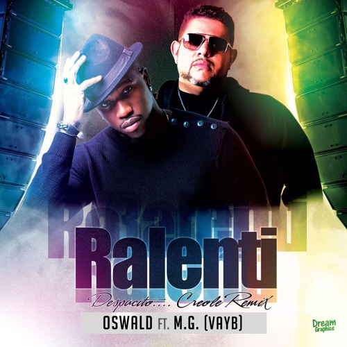 "OSWALD featuring MICKAEL GUIRAND VAYB - ""Ralenti"" (Despacito CREOLE remix)!"