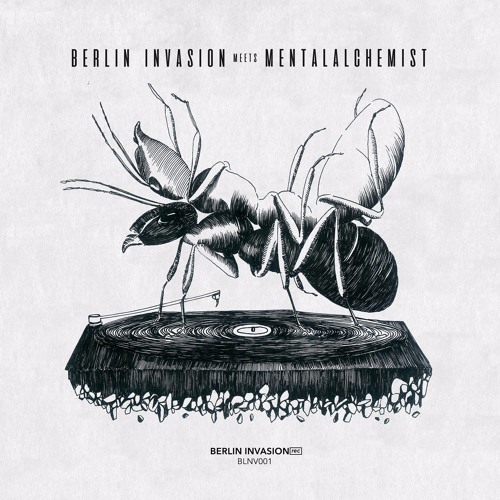 BLNV001 -  Berlin Invasion meets Mentalalchemist