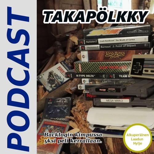 Takapölkky Podcast #007 - James Pond Underwater Agent