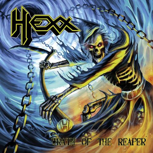 "HEXX ""Screaming Sacrifice"" (OFFICIAL)"