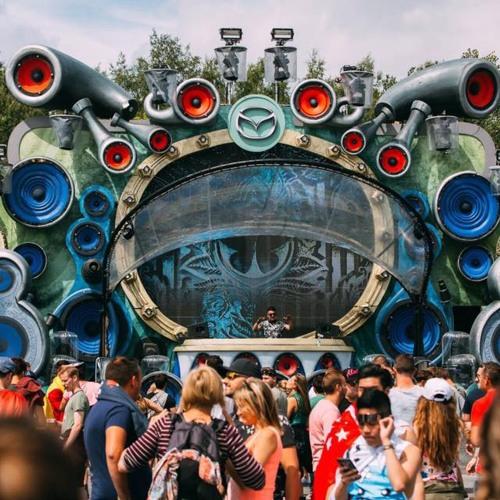 Dj Flowchief - Tomorrowland 2017 Full Set (28.07.2017)