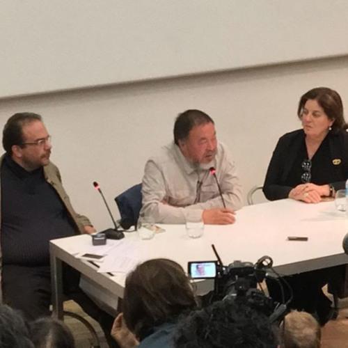 Conferencia de prensa AI WEIWEI en Fundación Proa