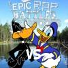 Donald Duck vs Daffy Duck. Epic Rap Battles of Cartoons 56.