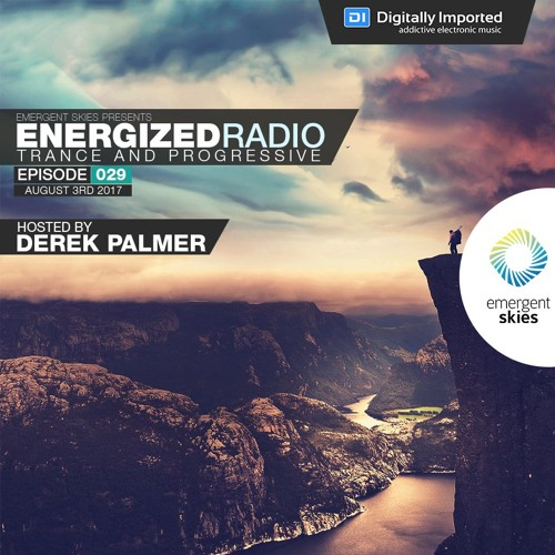 Energized Radio 029 with Derek Palmer