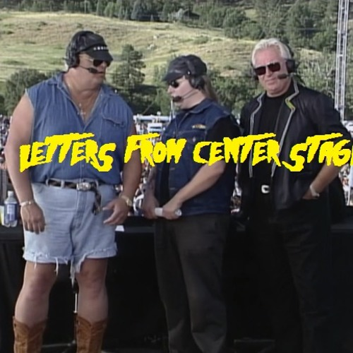 Letters From Center Stage #16