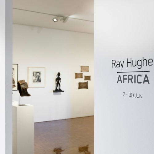 Ray Hughes in conversation with Simon Marnie, Delmar Gallery 22 July